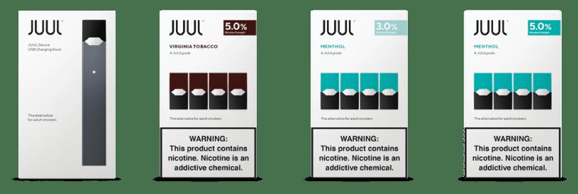 JUUL master distributor