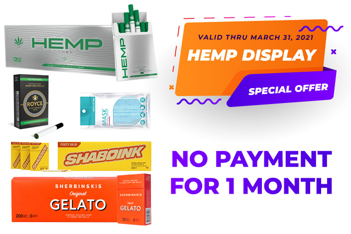 hemp cigarettes wholesale
